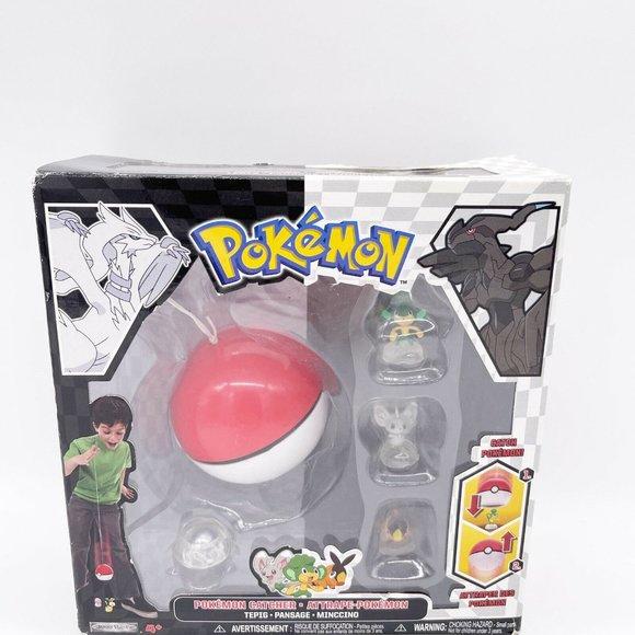 Pokemon Black & White Series 1 Catcher Tepig, Minc